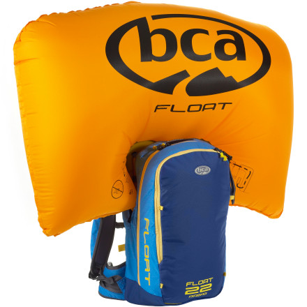 Backcountry Access Float 22 Airbag Backpack - 2014 - 1343cu in