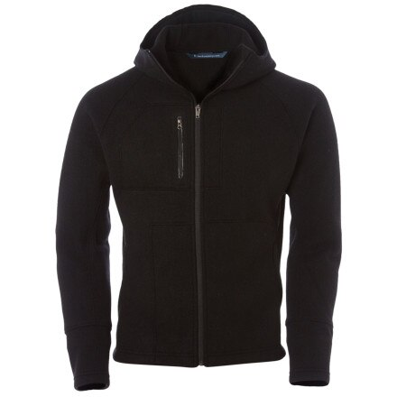 Backcountry Wool Hooded Jacket - Men's