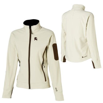 photo: Backcountry.com Women's Shift Softshell Jacket soft shell jacket