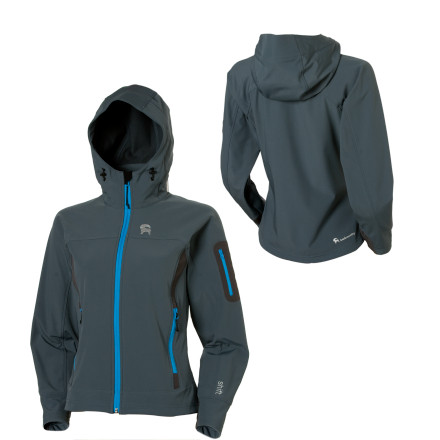Backcountry.com Shift Hooded Softshell Jacket