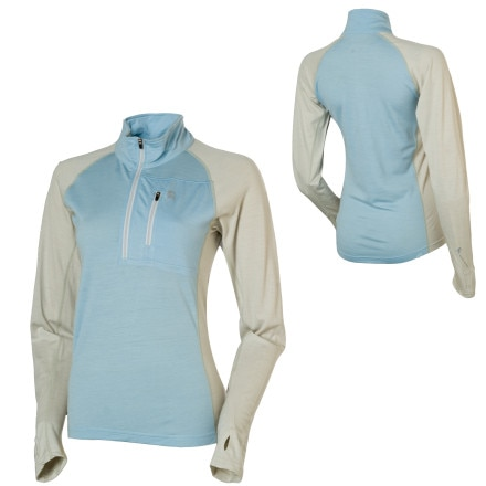 Backcountry.com Merino Bliss Lightweight Long Underwear Top