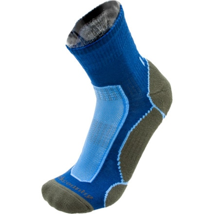 photo: Backcountry.com Merino Composite Trail Sock