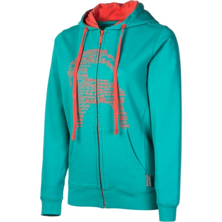 Backcountry Home Base Full-Zip Hoodie - Women's