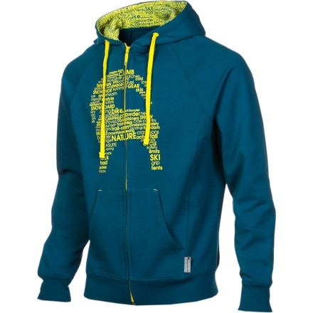 Backcountry.com Home Base Full-Zip Hoodie - Men's