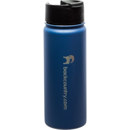 Backcountry Backcountry.com Hydro Flask 18oz Wide Mouth Bottle w/ Coffee Lid
