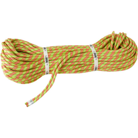 Beal Ice Line 8.1mm Goldern Dry Rope