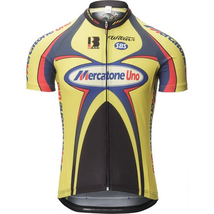 Biemme Sports Mercatone Uno Vintage Kit Jersey - Men's