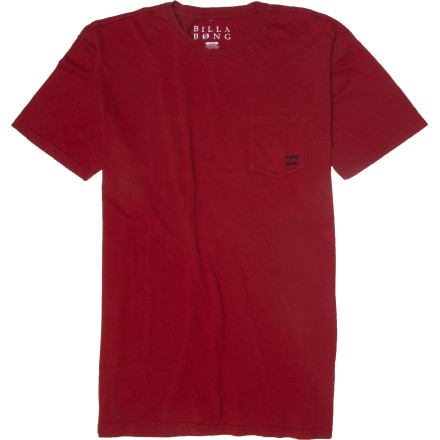 Billabong Essential Pocket T-Shirt - Short-Sleeve - Men's