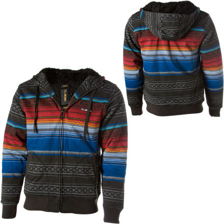 Billabong Stay Up Full-Zip Hooded Sweatshirt - Men's