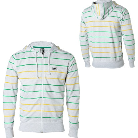Billabong Clean Up Full-Zip Hooded Sweatshirt - Men's