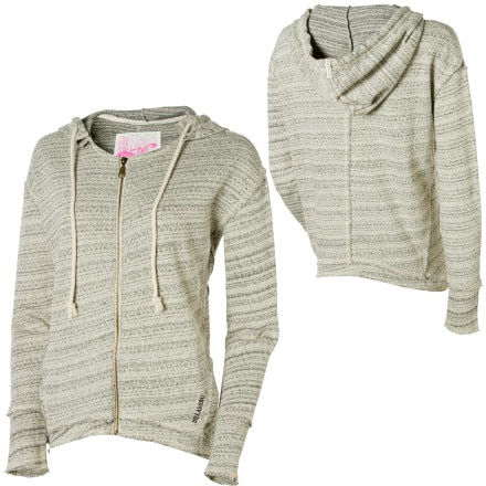 Billabong Sweet Talker Full-Zip Hooded Sweatshirt - Women's