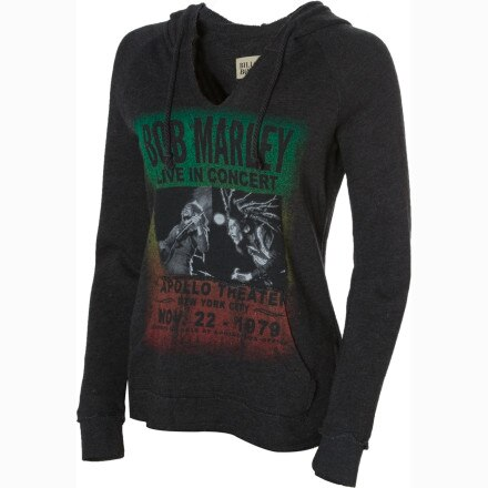 Billabong Bob Marley Bob Pullover Hooded Sweatshirt - Women's