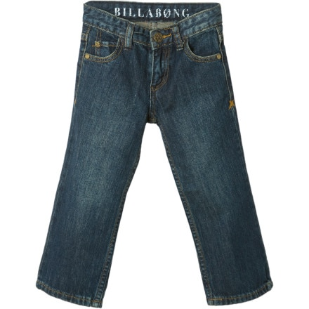 Billabong Point Denim Pant - Little Boys'
