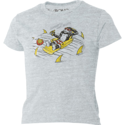 Billabong Chimpin T-Shirt - Short-Sleeve - Infant Boys'