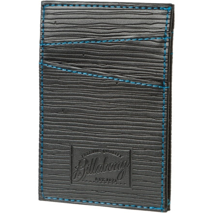 Billabong Ballin Money Clip