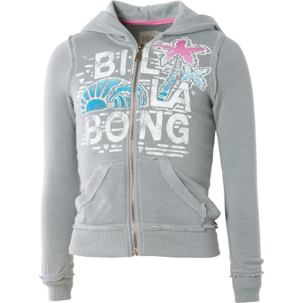 Billabong Finer Things In Life Full-Zip Hoodie - Girls'