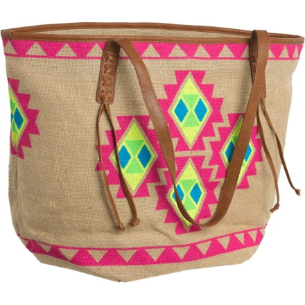 Billabong Going Places Beach Tote - Women's