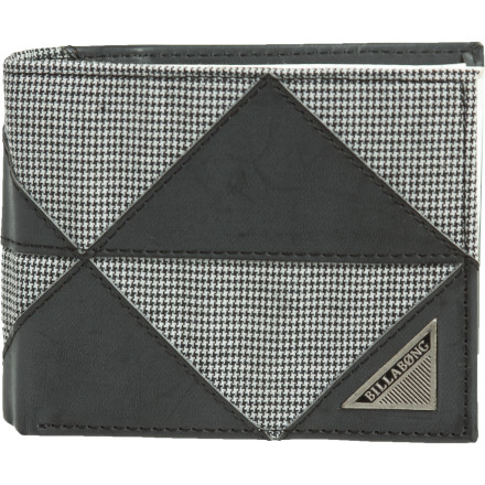 Billabong Bass Bi-Fold Wallet
