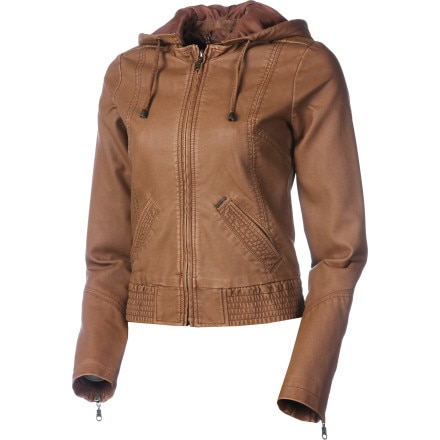 Billabong Solitude Motorcycle Jacket - Women's