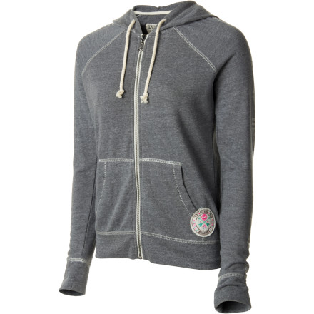 Billabong Together Full-Zip Hoodie - Women's