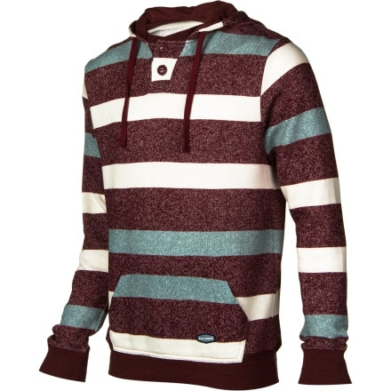 Billabong Daily Henley Pullover Hoodie - Men's