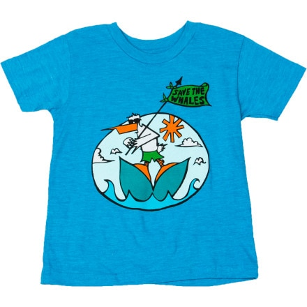 Billabong Whales T-Shirt - Short-Sleeve - Little Boys'