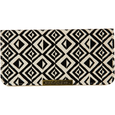 Billabong Muy Feliz Bi-Fold Wallet - Women's