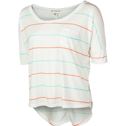 Billabong Copy Cat T-Shirt - Short-Sleeve - Women's