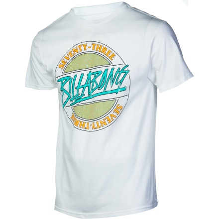 Billabong Wayback Neon T-Shirt - Short-Sleeve - Men's