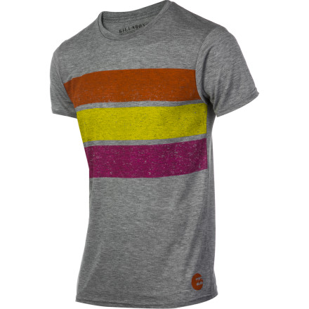 Billabong Wrap Around Surf T-Shirt - Short-Sleeve - Men's