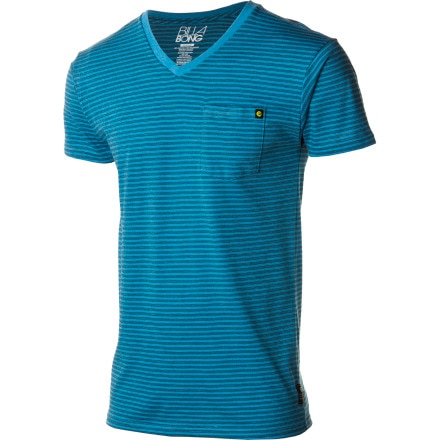Billabong Pin V-Neck T-Shirt - Short-Sleeve - Men's