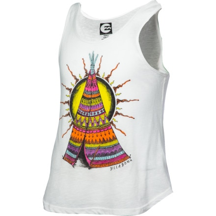 Billabong Tipi Love Tank Top - Girls'