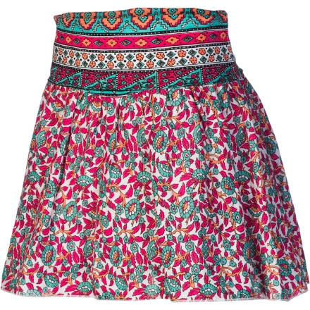 Billabong Wandered Skirt - Girls'