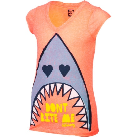 Billabong I Don't Bite T-Shirt - Short-Sleeve - Girls'