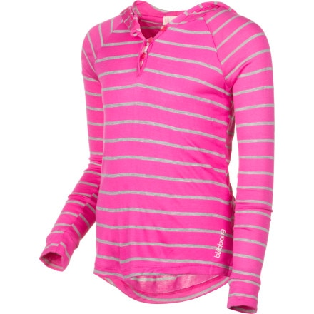 Billabong Word On The Street Shirt - Long-Sleeve - Girls'