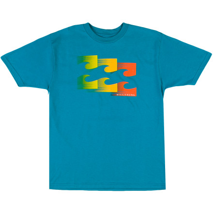 Billabong Sequential T-Shirt - Short-Sleeve - Boys'