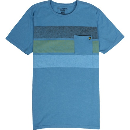 Billabong Three Way T-Shirt - Short-Sleeve - Men's