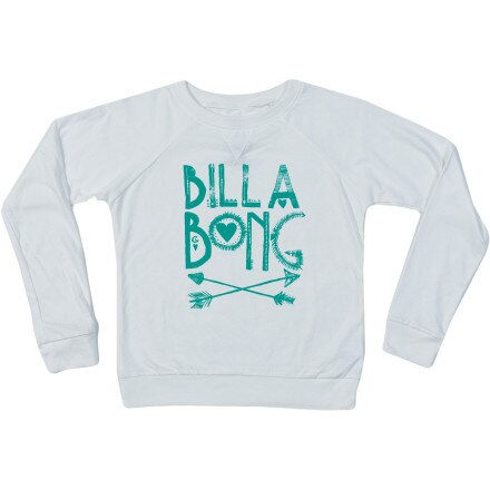 Billabong My School Is Better Than Yours Shirt - Long-Sleeve - Girls'