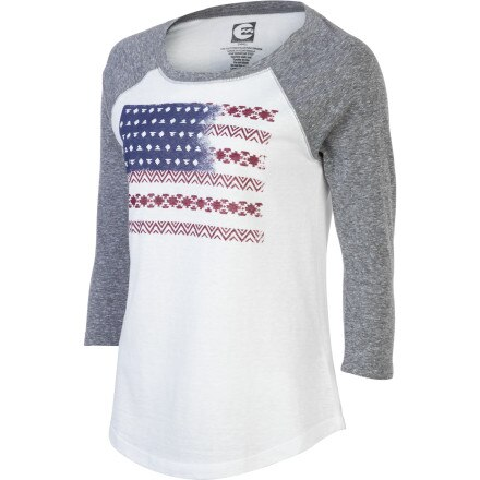 Billabong Peace Nations T-Shirt - Long-Sleeve - Women's