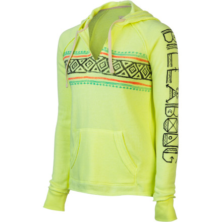 Billabong Right Places Pullover Hoodie - Women's