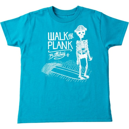 Billabong Walk The Plank T-Shirt - Short-Sleeve - Boys'
