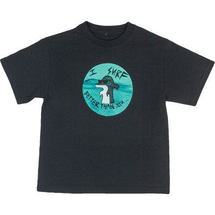 Billabong Dolphin Dude T-Shirt - Short-Sleeve - Toddler Boys'