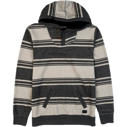 Billabong Rasta Stripe Pullover Hoodie - Men's