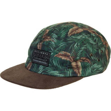Billabong Junction 5-Panel Hat