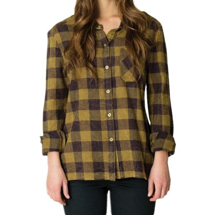 Billabong Need For Luv Flannel Shirt - Long-Sleeve - Women's