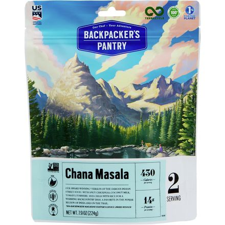 Shop for Backpacker's Pantry Chana Masala