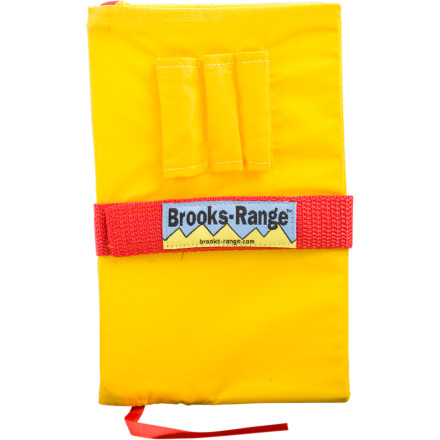 photo: Brooks-Range Field Organizer pack pocket