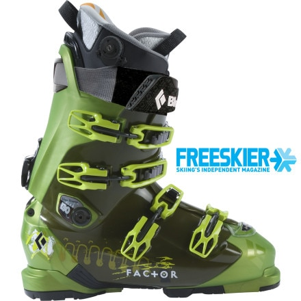 Black Diamond Factor Alpine Touring Boot - Men's