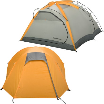 Black Diamond Squall Tent 3-Person 4-Season