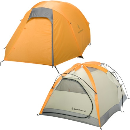 Black Diamond Stormtrack Tent: 2-Person 4-Season